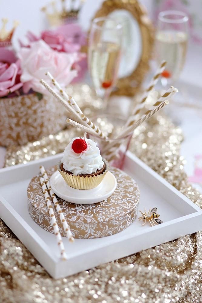 Свещ Vanilla Cupcake